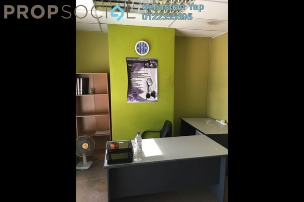 For Sale Office at Menara Mutiara Bangsar, Bangsar Freehold Fully Furnished 0R/0B 315k