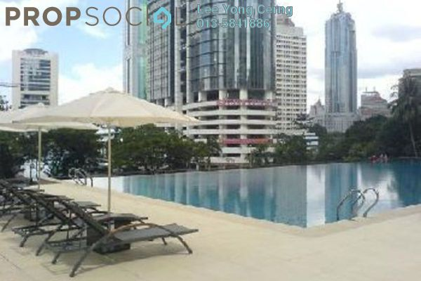For Rent Condominium at Marc Service Residence, KLCC Freehold Fully Furnished 3R/2B 6k