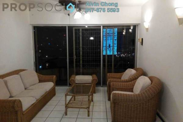 For Rent Condominium at Menara Megah, Sentul Freehold Fully Furnished 3R/2B 1.6k