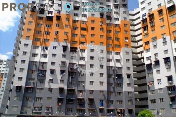 For Rent Condominium at Sri Penara, Bandar Sri Permaisuri Leasehold Semi Furnished 3R/1B 900translationmissing:en.pricing.unit