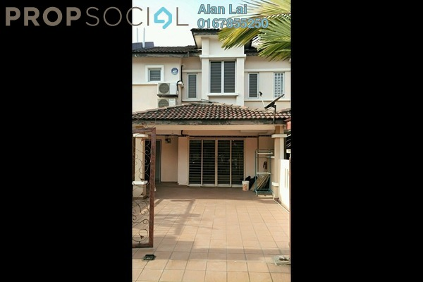 For Rent Terrace at PP 5, Taman Putra Prima Freehold Semi Furnished 4R/3B 1.4k