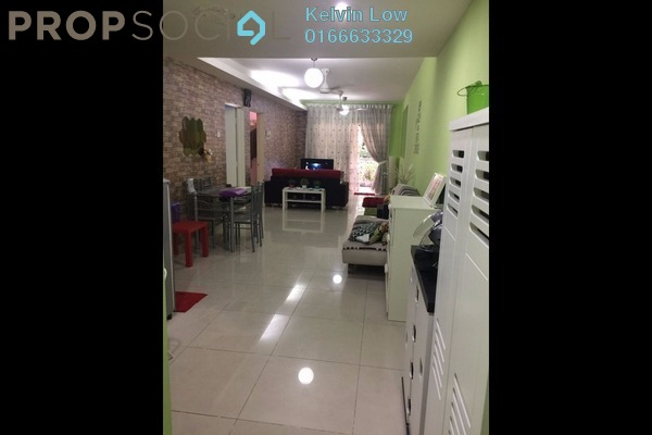 For Sale Apartment at The Lumayan, Bandar Sri Permaisuri Leasehold Semi Furnished 3R/2B 380k
