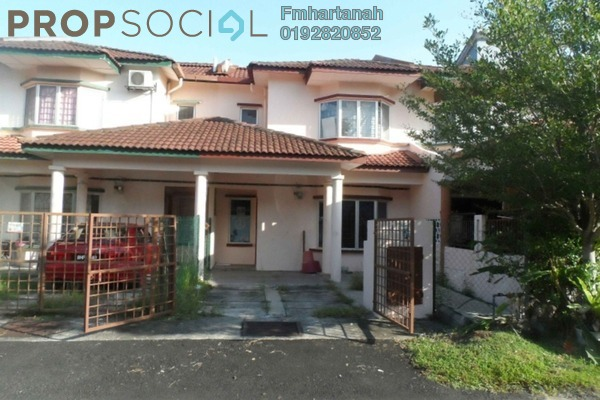 For Sale Terrace at Seksyen 8, Bandar Baru Bangi Freehold Unfurnished 4R/3B 500k