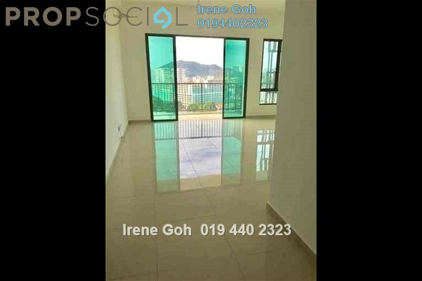 For Rent Condominium at Ideal Vision Park, Sungai Ara Freehold Unfurnished 3R/3B 1.3k