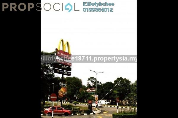 For Sale Terrace at Taman Lestari Perdana, Bandar Putra Permai Leasehold Semi Furnished 4R/3B 735k