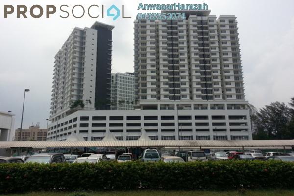 For Sale Condominium at TTDI Adina, Shah Alam Leasehold Unfurnished 3R/3B 550k