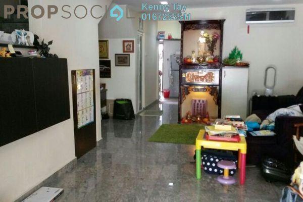For Sale Terrace at Taman Sri Sinar, Segambut Freehold Semi Furnished 3R/2B 718k