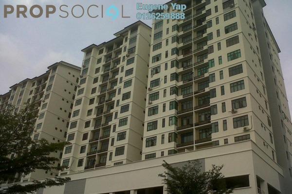 For Sale Condominium at Kasturi Idaman Condominium, Kota Damansara Leasehold Semi Furnished 3R/2B 450k