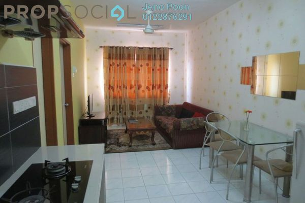For Rent Condominium at Vista Impiana Apartment, Seri Kembangan Leasehold Fully Furnished 1R/1B 950translationmissing:en.pricing.unit