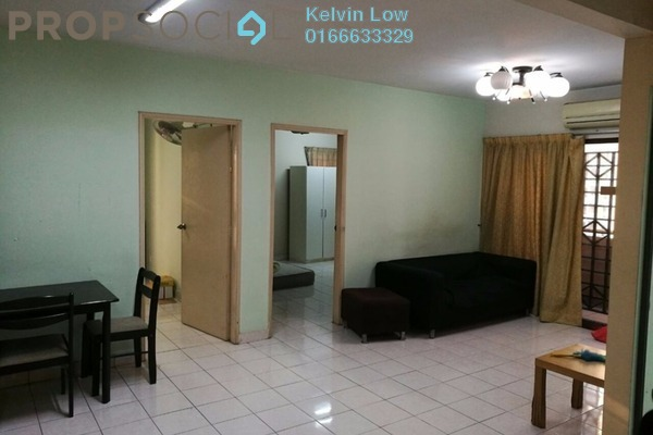 For Rent Condominium at Palm Spring, Kota Damansara Leasehold Semi Furnished 3R/2B 1.2k