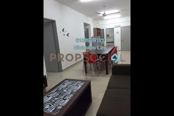 For Sale Condominium at Casa Residenza, Kota Damansara Leasehold Fully Furnished 3R/2B 478k