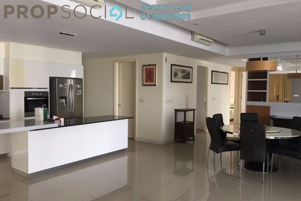 For Rent Condominium at Five Stones, Petaling Jaya Freehold Fully Furnished 5R/4B 7.5k