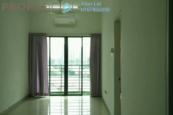 For Rent Serviced Residence at DPulze, Cyberjaya Freehold Semi Furnished 1R/1B 1k