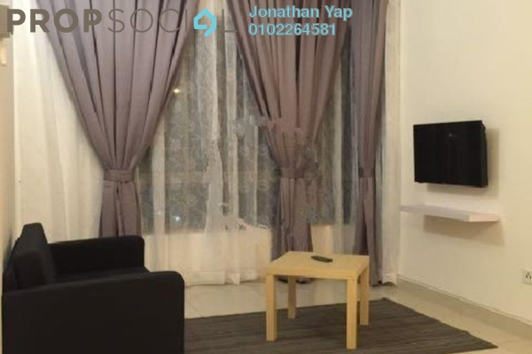 For Rent SoHo/Studio at Vega Residensi, Cyberjaya Leasehold Fully Furnished 1R/1B 1.3k