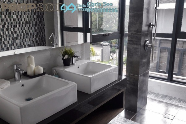 For Sale Semi-Detached at Section 15, Shah Alam Freehold Semi Furnished 5R/5B 2.8m