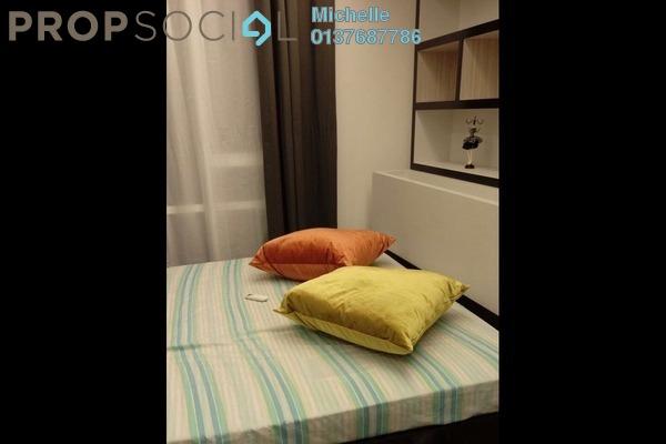 For Rent SoHo/Studio at Garden Plaza @ Garden Residence, Cyberjaya Freehold Fully Furnished 1R/1B 1.3k
