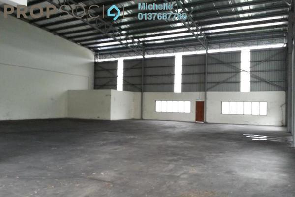 For Sale Factory at Section 36, Shah Alam Freehold Semi Furnished 0R/0B 3.85m