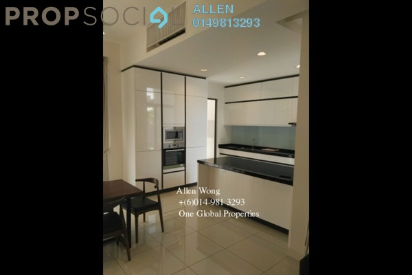 For Rent Terrace at Avira, Medini Leasehold Fully Furnished 3R/3B 3.5k