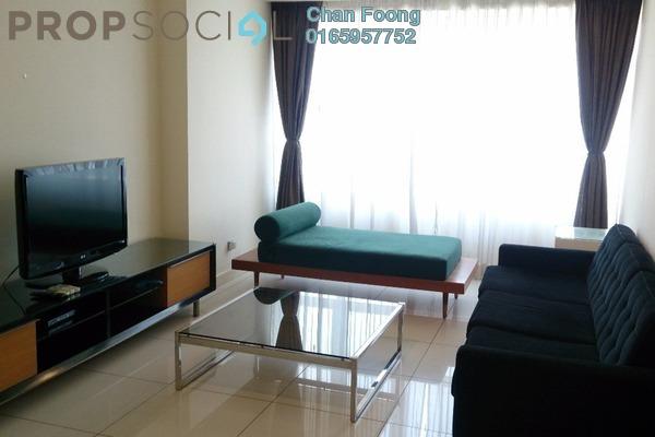 For Sale Condominium at Tiffani Kiara, Mont Kiara Freehold Fully Furnished 2R/2B 1.3m