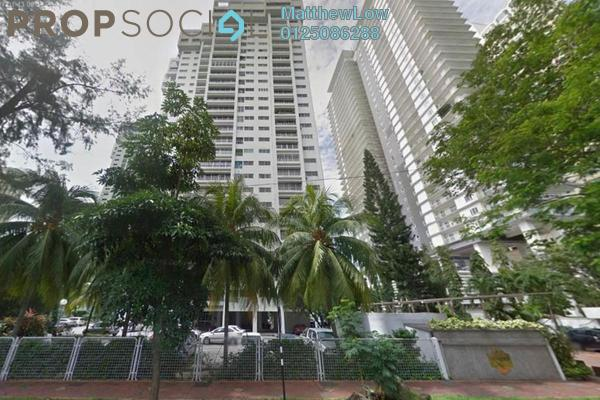 For Rent Condominium at 1 Persiaran Gurney, Gurney Drive Freehold Fully Furnished 3R/3B 3k