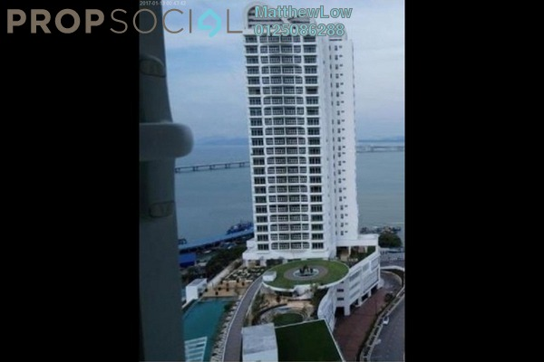 For Rent Condominium at Southbay Plaza @ Southbay City, Batu Maung Freehold Fully Furnished 3R/3B 2.5k