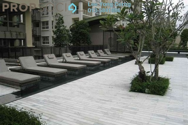 For Sale Condominium at Hijauan Kiara, Mont Kiara Freehold Fully Furnished 4R/6B 2.54m