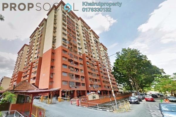 For Sale Apartment at Sri Camellia Apartment, Kajang Freehold Fully Furnished 3R/2B 300k