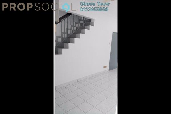 For Sale Terrace at PU10, Bandar Puchong Utama Freehold Semi Furnished 4R/3B 475k