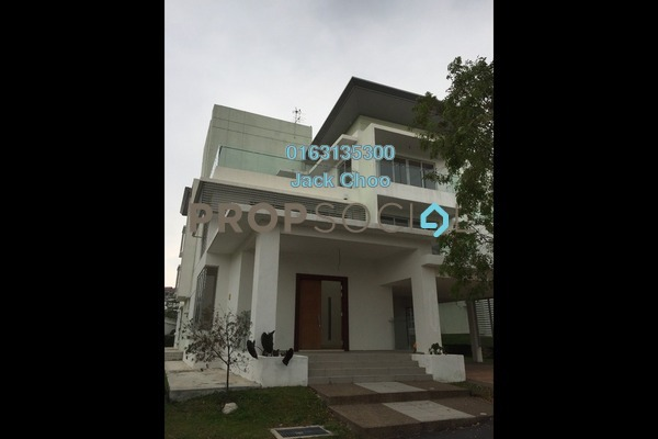 For Sale Bungalow at Taynton Harmoni, Cheras Freehold Unfurnished 7R/8B 3.2m