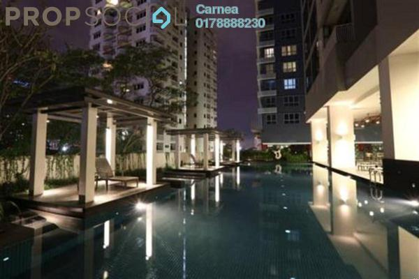 For Rent Serviced Residence at Laman Ceylon, Bukit Ceylon Freehold Fully Furnished 2R/2B 3.3k