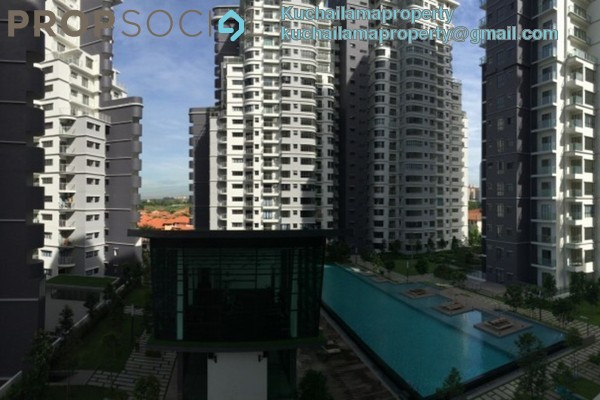 For Sale Serviced Residence at Maisson, Ara Damansara Freehold Fully Furnished 0R/1B 410k