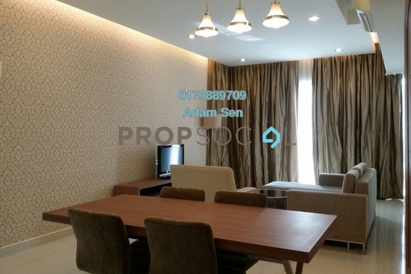 For Rent Condominium at Regalia @ Jalan Sultan Ismail, Kuala Lumpur Freehold Fully Furnished 1R/2B 3.4k