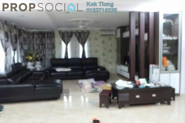 For Sale Bungalow at Bandar Country Homes, Rawang Freehold Semi Furnished 6R/5B 1.8m