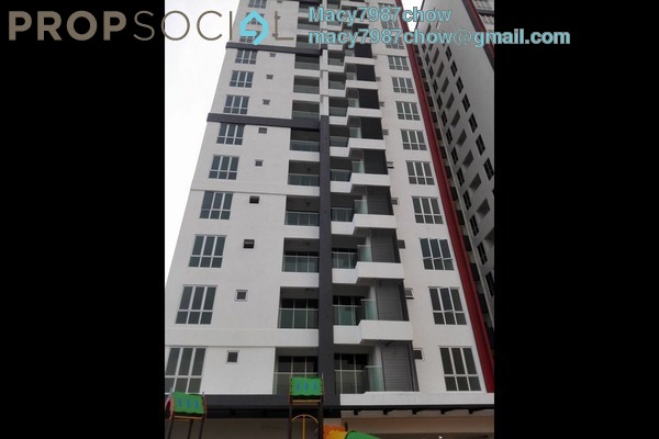 For Rent Condominium at Silk Residence, Bandar Tun Hussein Onn Freehold Fully Furnished 3R/2B 1.8k