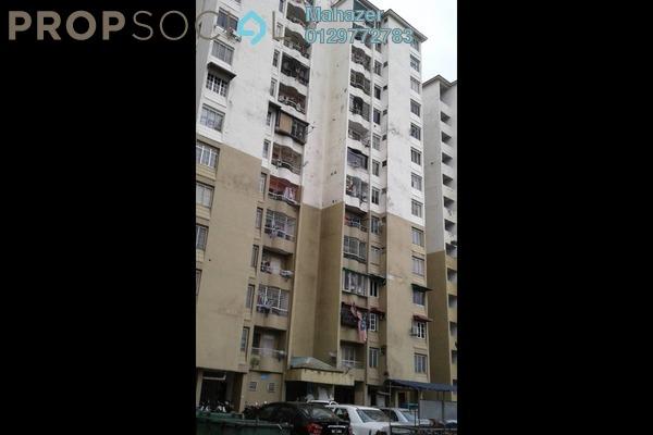 For Sale Apartment at Bandar Tasik Selatan Flat, Bandar Tasik Selatan Freehold Unfurnished 3R/2B 230k