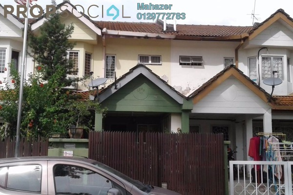 For Sale Terrace at Jalan Tasik Selatan, Bandar Tasik Selatan Freehold Unfurnished 4R/3B 670k