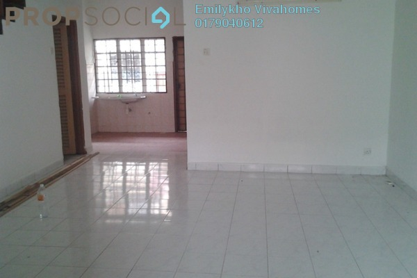 For Sale Terrace at Kampung Baru Sungai Buloh, Sungai Buloh Leasehold Semi Furnished 4R/3B 420k