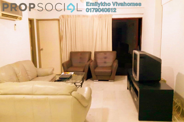 For Sale Condominium at The Forum, KLCC Freehold Semi Furnished 3R/2B 880k