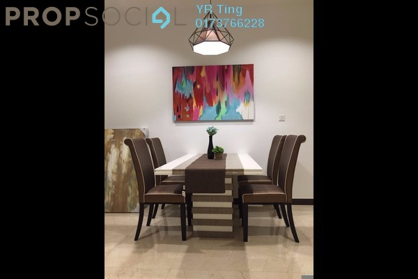 For Rent Condominium at Bandar Hilir, Melaka Freehold Fully Furnished 3R/3B 4.2k