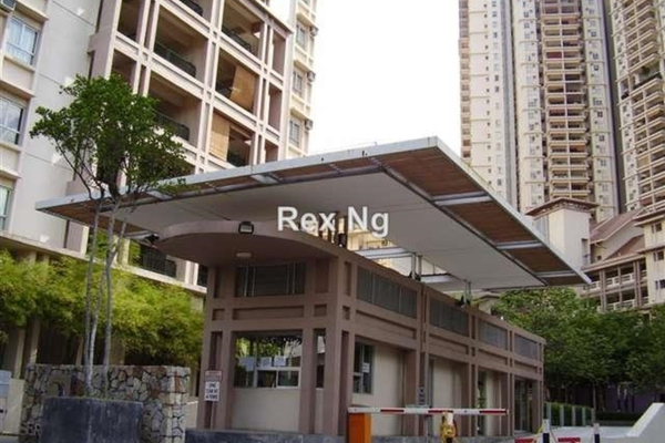 For Sale Duplex at Seri Maya, Setiawangsa Leasehold Unfurnished 3R/3B 700k