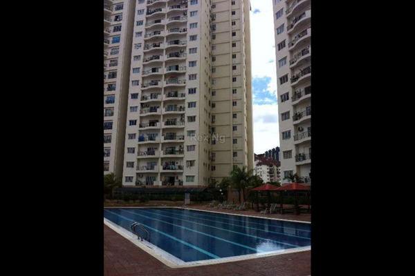 For Sale Condominium at Prima Setapak I, Setapak Leasehold Unfurnished 3R/2B 438k