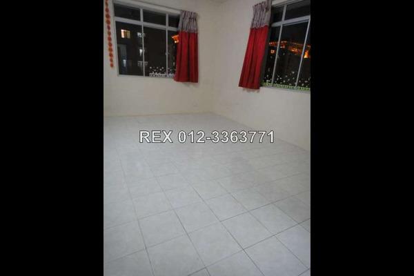 For Sale Condominium at Platinum Hill PV5, Setapak Leasehold Unfurnished 4R/2B 520k