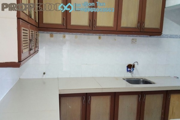 For Sale Apartment at Taman Pekaka, Sungai Dua Freehold Unfurnished 3R/2B 360k