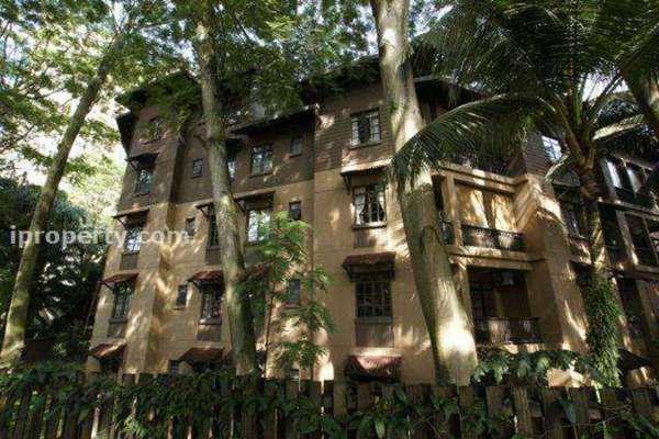 For Sale Condominium at Kampung Warisan, Setiawangsa Leasehold Fully Furnished 3R/2B 1.2百万