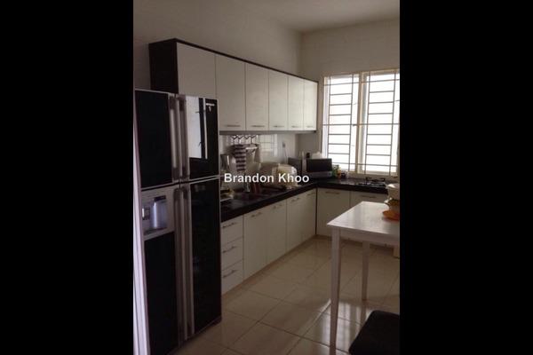 For Sale Condominium at Platinum Hill PV8, Setapak Leasehold Semi Furnished 4R/2B 640k