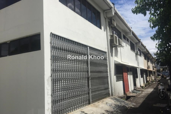 For Sale Factory at SS19, Subang Jaya Leasehold Unfurnished 0R/0B 999k