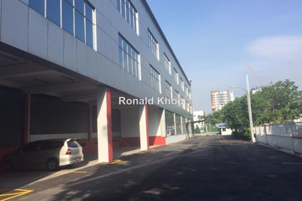 For Rent Factory at Hicom Glenmarie, Glenmarie Leasehold Unfurnished 0R/0B 160k
