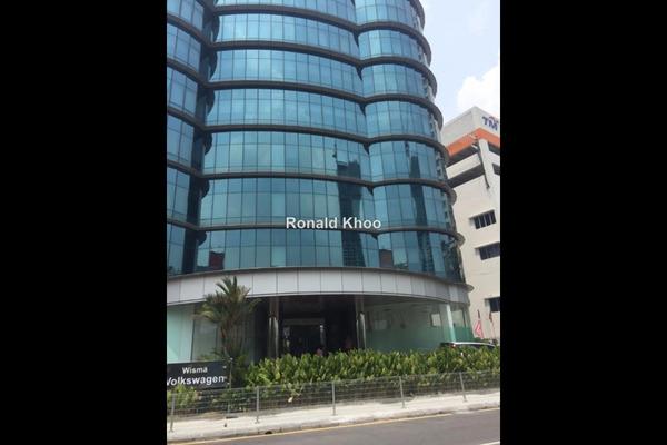 For Rent Office at Wisma Volkswagen, Bangsar Leasehold Unfurnished 0R/0B 18.1k