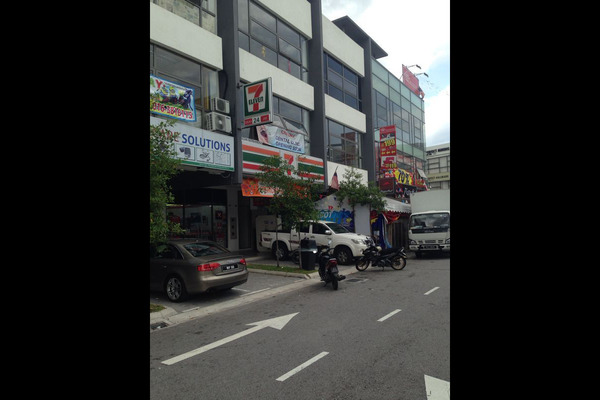 For Rent Shop at The Trillium, Sungai Besi Leasehold Unfurnished 0R/0B 4.9k