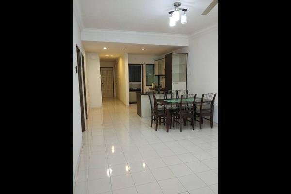 For Rent Condominium at Puri Aiyu, Shah Alam Freehold Semi Furnished 3R/2B 1.3k